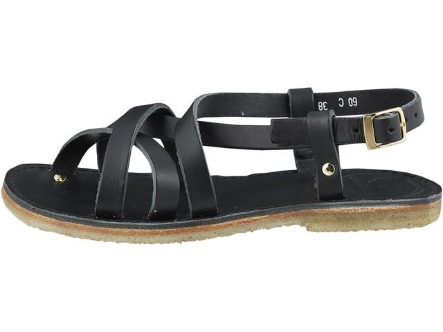 Duckfeet Bornholm Sandals Unisex black